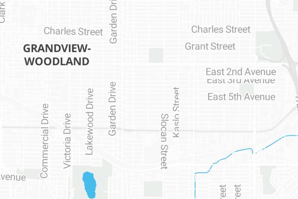 2606 5th Avenue E, Vancouver — For Sale @ $1,450,000   Zolo.ca  Th Avenue Shopping Map on