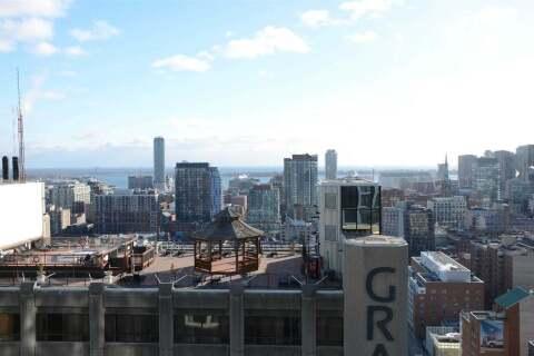 Apartment for rent at 181 Dundas St Unit 2607 Toronto Ontario - MLS: C4959683