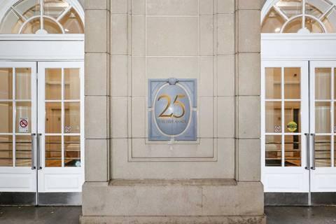 Apartment for rent at 25 The Esplanade Blvd Unit 2607 Toronto Ontario - MLS: C4650265
