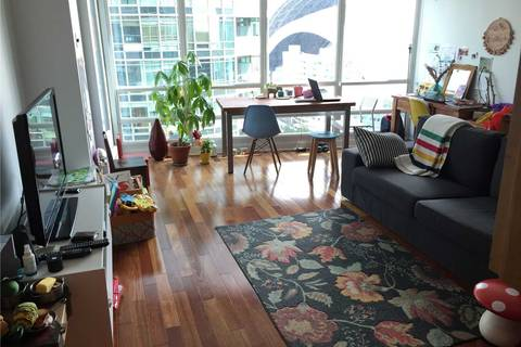 Apartment for rent at 381 Front St Unit 2607 Toronto Ontario - MLS: C4738722
