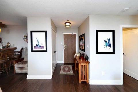 Condo for sale at 550 Webb Dr Unit 2607 Mississauga Ontario - MLS: W4457308