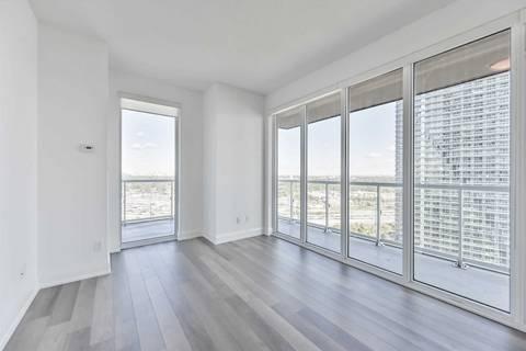 Apartment for rent at 56 Annie Craig Dr Unit 2608 Toronto Ontario - MLS: W4695194