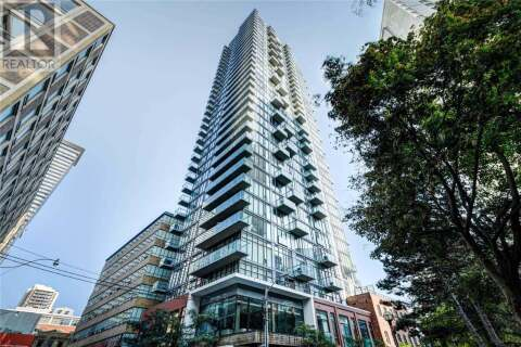 Condo for sale at 75 St Nicholas St Unit 2608 Toronto Ontario - MLS: C4929287