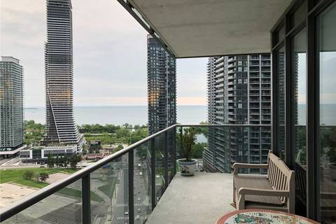 Apartment for rent at 90 Park Lawn Rd Unit 2608 Toronto Ontario - MLS: W4495569