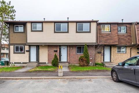 Townhouse for sale at 2608 Pimlico Cres Ottawa Ontario - MLS: 1150552