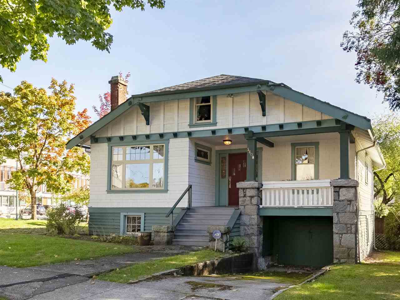 Sold: 2608 West 11th Avenue, Vancouver, BC