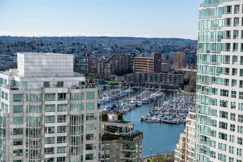 Condo for sale at 1480 Howe St Unit 2609 Vancouver British Columbia - MLS: R2446353