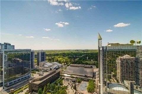 Apartment for rent at 8 Hillcrest Ave Unit 2609 Toronto Ontario - MLS: C4826512