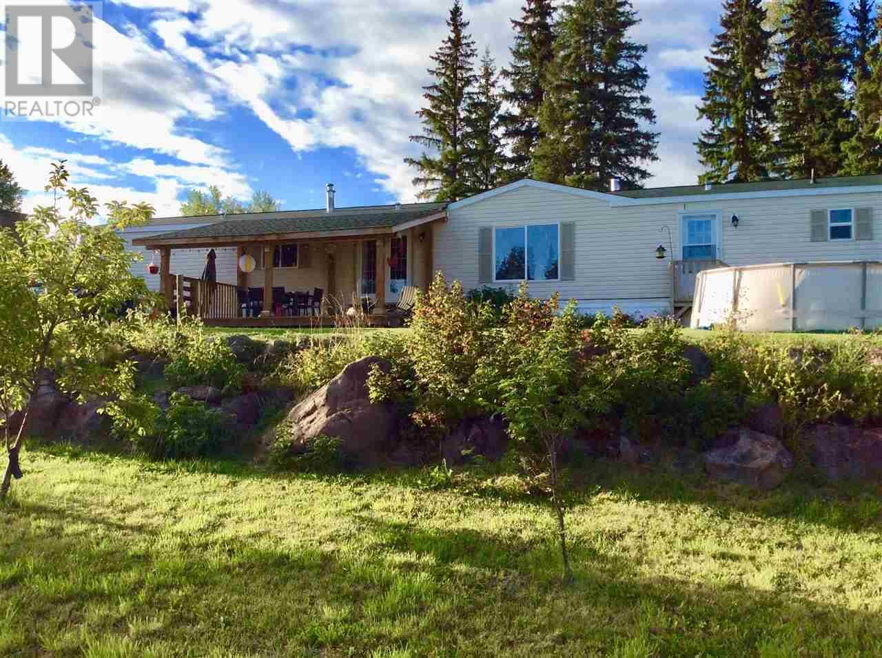 Home for sale at 2609 Jessica Lake Rd Horsefly British Columbia - MLS: R2414678