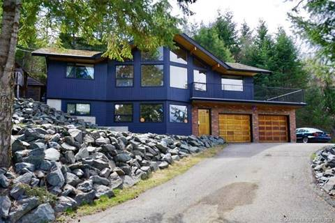 House for sale at 2609 Summit Dr Blind Bay British Columbia - MLS: 10175833