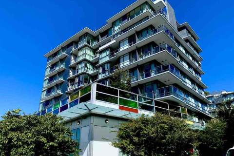 Condo for sale at 2080 Broadway Ave W Unit 261 Vancouver British Columbia - MLS: R2496208