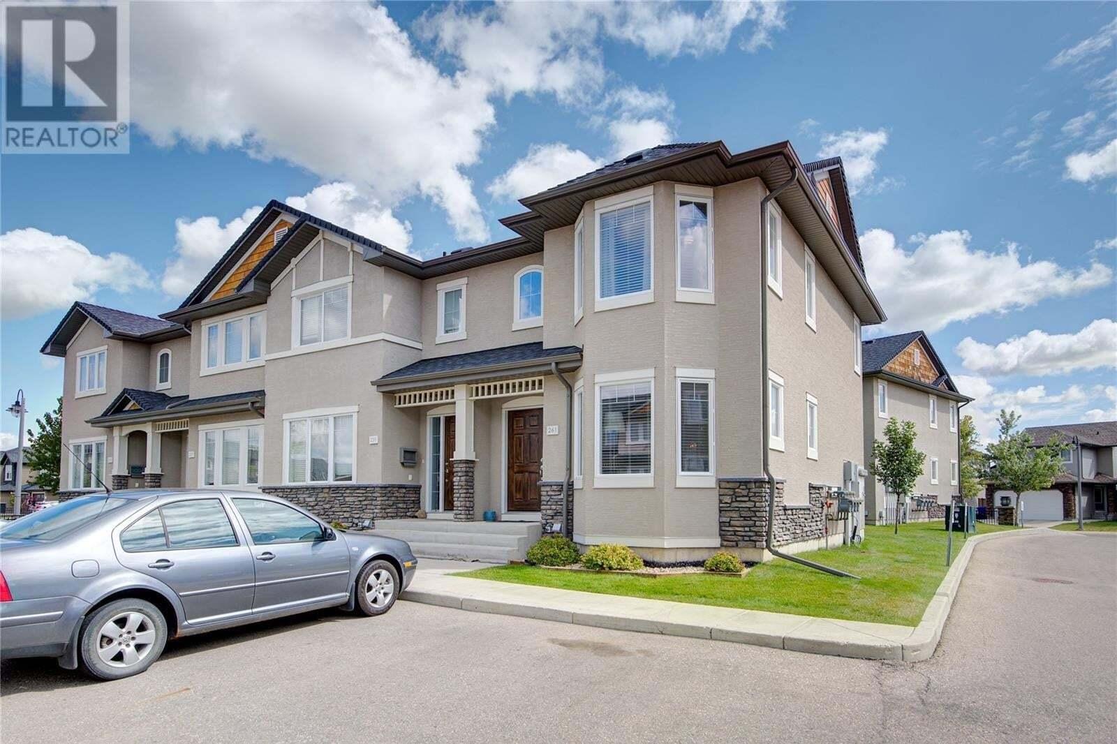 Townhouse for sale at 245 Ashworth Cres Unit 261 Saskatoon Saskatchewan - MLS: SK810404