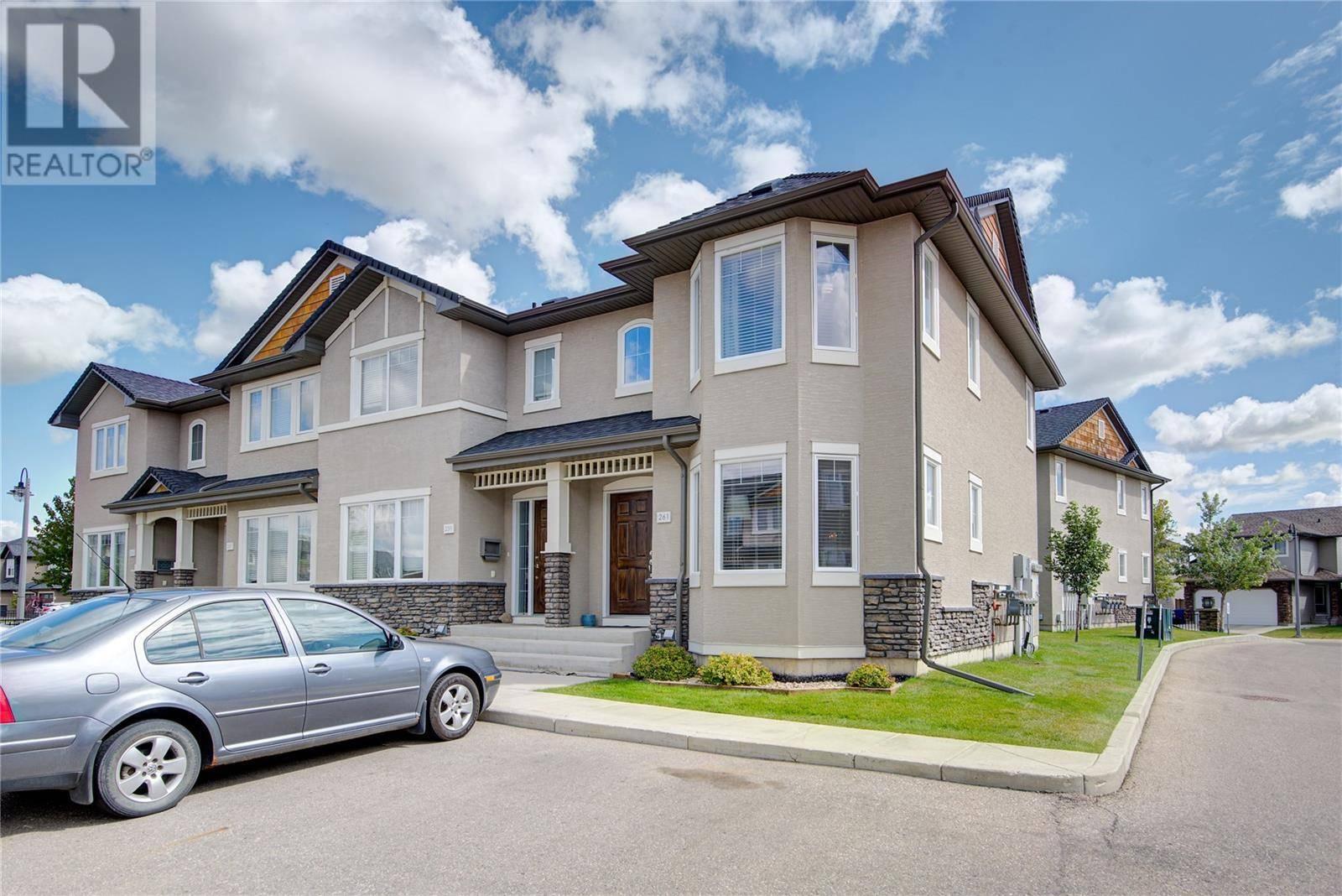 Townhouse for sale at 245 Ashworth Cres Unit 261 Saskatoon Saskatchewan - MLS: SK788642