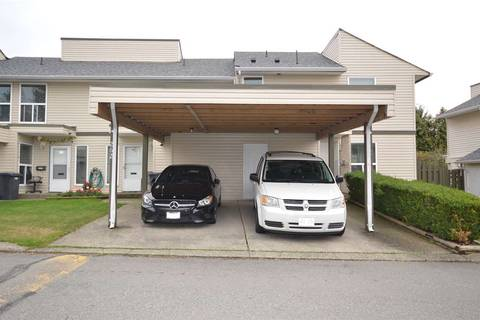 Townhouse for sale at 32550 Maclure Rd Unit 261 Abbotsford British Columbia - MLS: R2405228