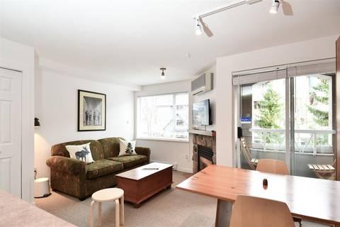 Condo for sale at 4314 Main St Unit 261 Whistler British Columbia - MLS: R2418508
