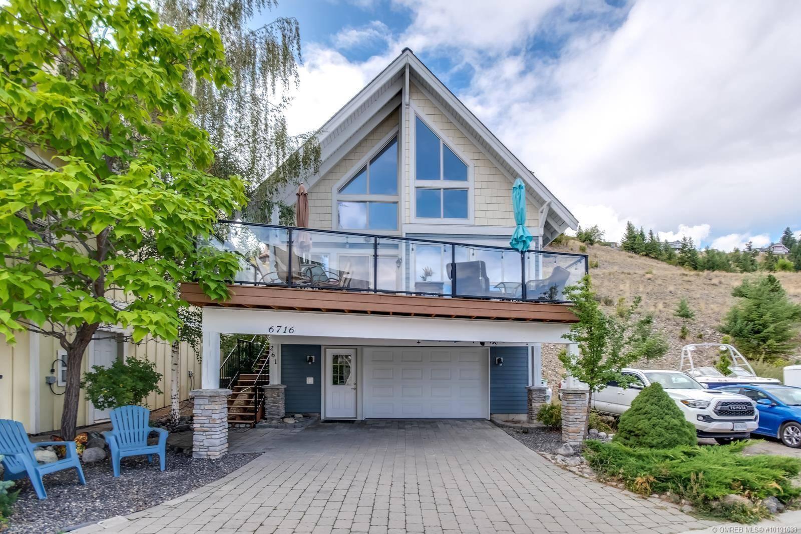 House for sale at 6716 La Palma Lp Unit 261 Kelowna British Columbia - MLS: 10191633
