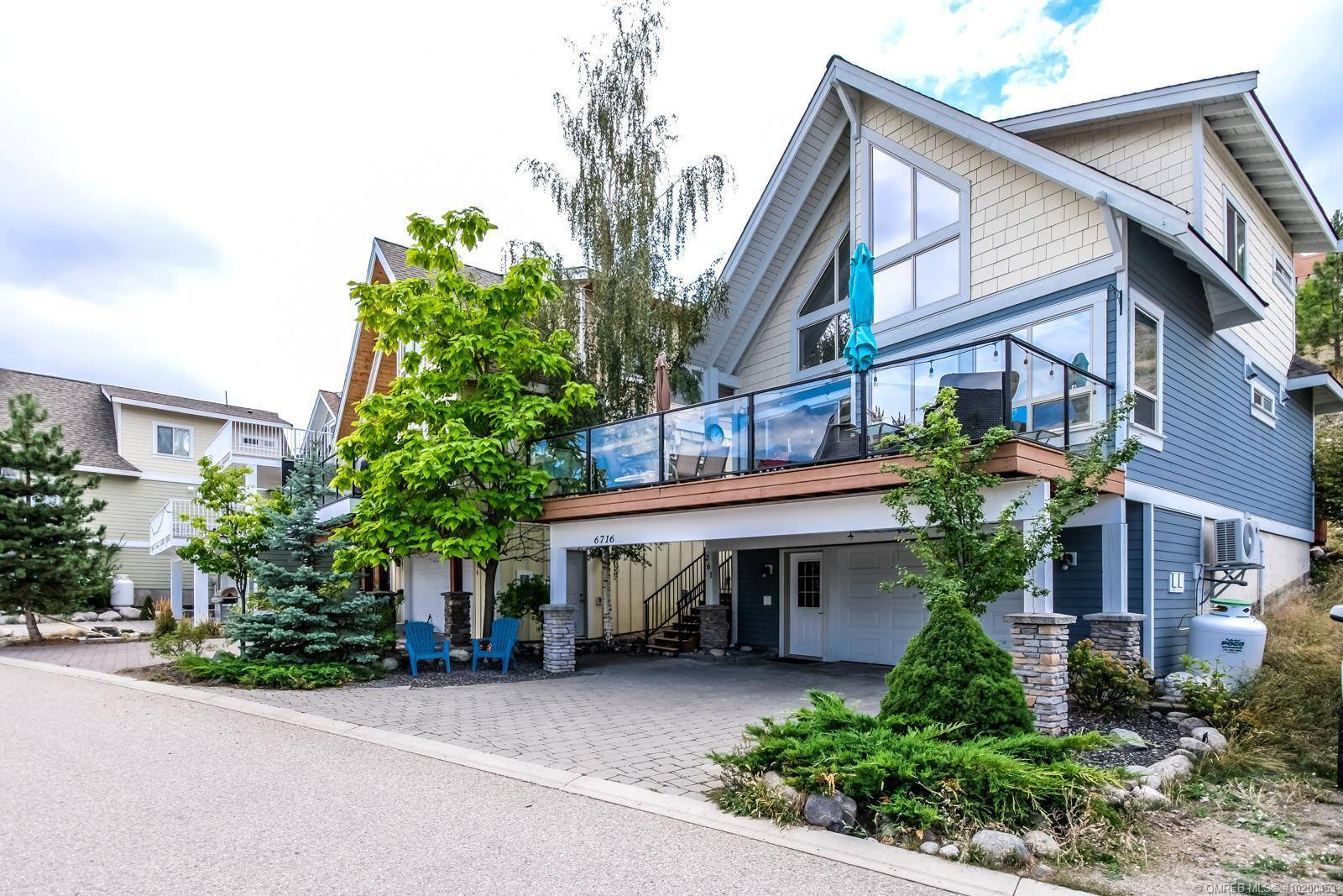 House for sale at 6716 La Palma Lp Unit 261 Kelowna British Columbia - MLS: 10200453