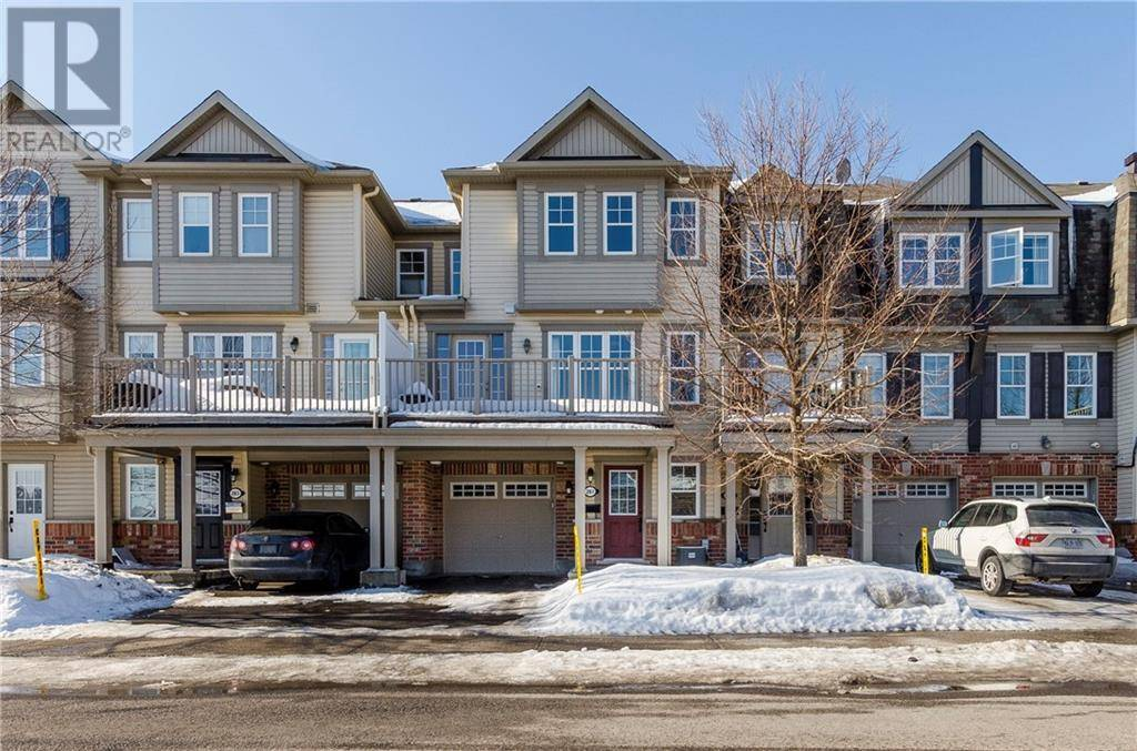 Townhouse for sale at 261 Aquilo Cres Ottawa Ontario - MLS: 1188106