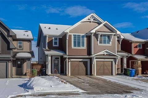 Townhouse for sale at 261 Auburn Meadows Pl Southeast Calgary Alberta - MLS: C4287759