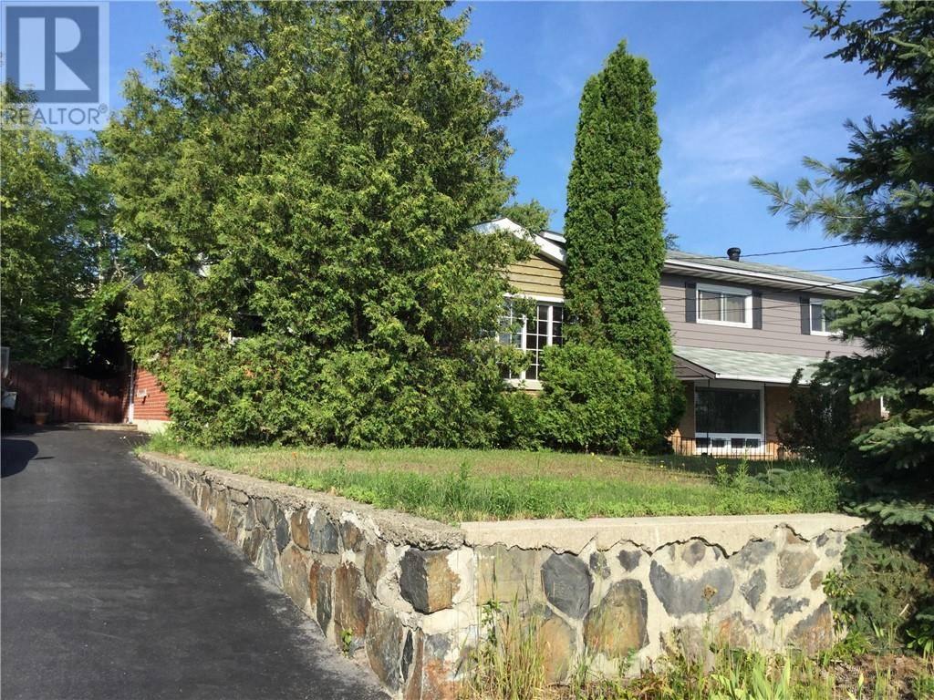 House for sale at 261 Brebeuf Ave Sudbury Ontario - MLS: 2078882