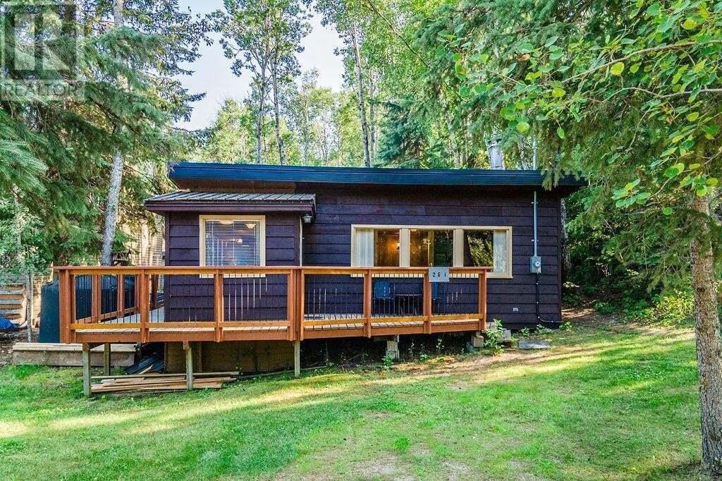 House for sale at 261 Carwin Pk Emma Lake Saskatchewan - MLS: SK819428