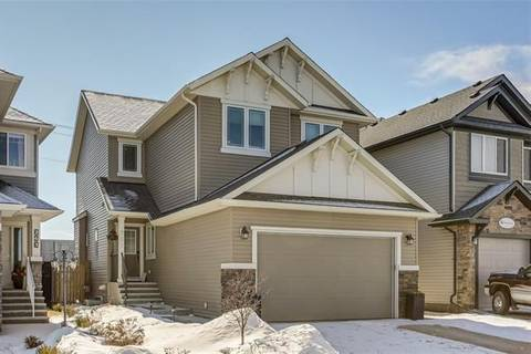 House for sale at 261 Cimarron Vista Ct Okotoks Alberta - MLS: C4289763