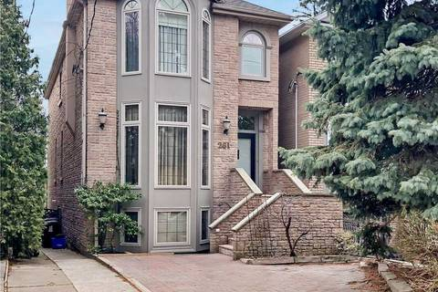 House for sale at 261 Erskine Ave Toronto Ontario - MLS: C4425307