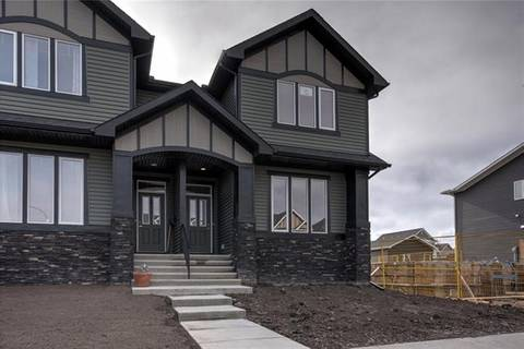 Townhouse for sale at 261 Fireside Dr Cochrane Alberta - MLS: C4276142