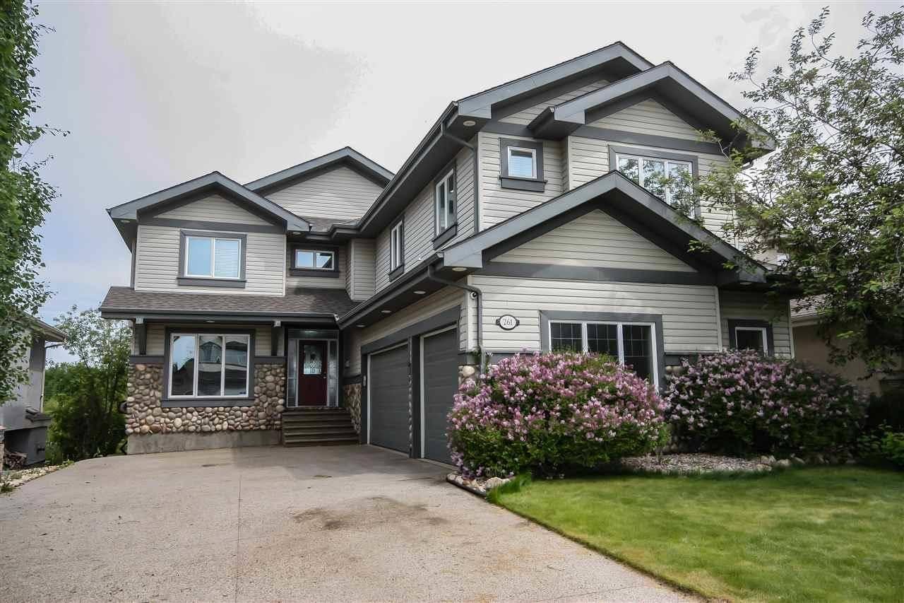 House for sale at 261 Galland Cs Nw Edmonton Alberta - MLS: E4179271
