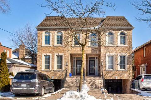 Townhouse for sale at 261 Jedburgh Rd Toronto Ontario - MLS: C4694839