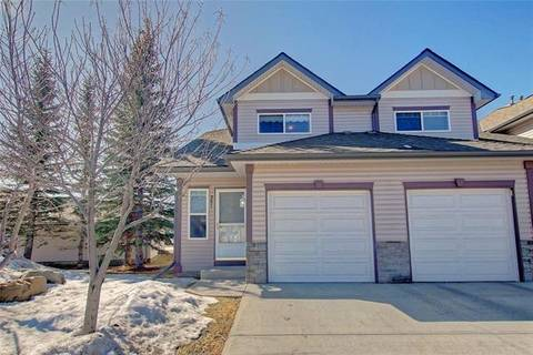 Townhouse for sale at 261 Millview Green Southwest Calgary Alberta - MLS: C4293697