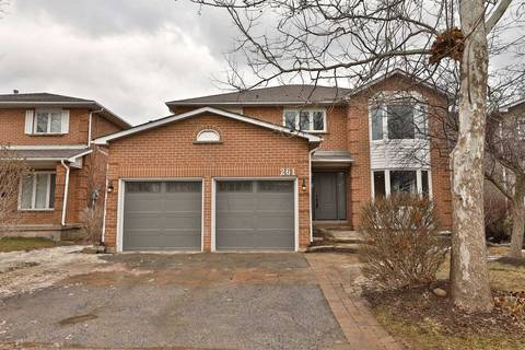 House for sale at 261 Mississaga St Oakville Ontario - MLS: W4381238