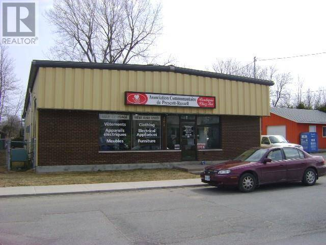 Commercial property for sale at 261 Prospect St Hawkesbury Ontario - MLS: 1164065