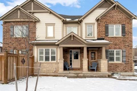Townhouse for sale at 261 Reis Pl Milton Ontario - MLS: W4697241