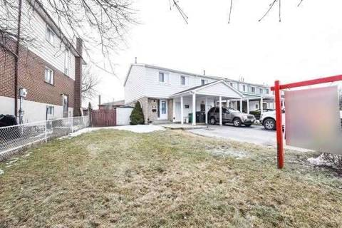 Townhouse for sale at 261 Royal Salisbury Wy Brampton Ontario - MLS: W4389106