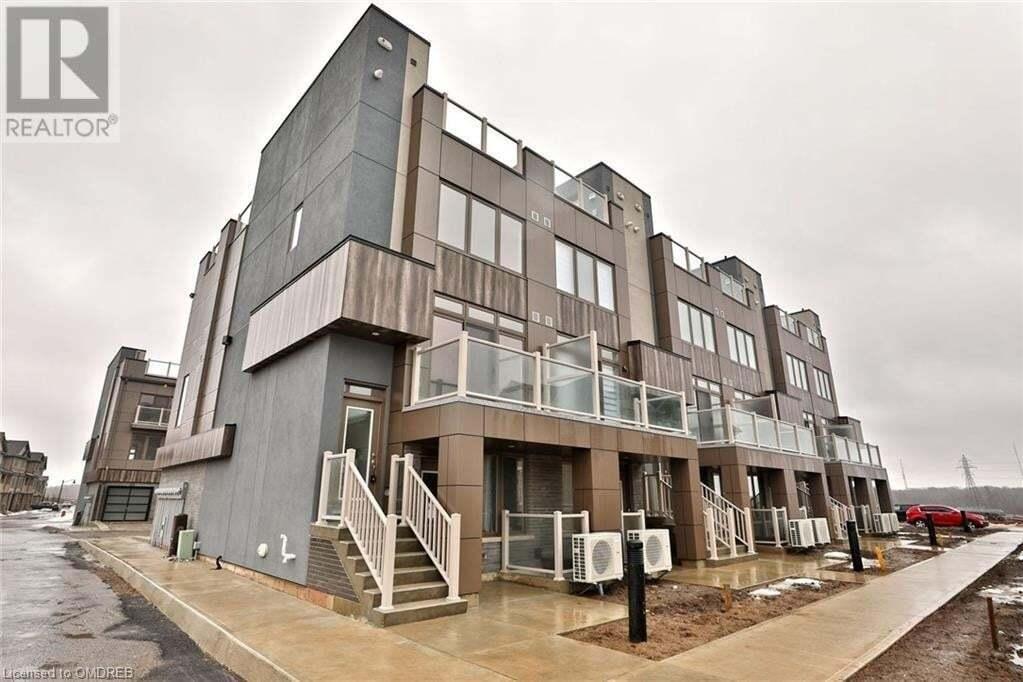 Townhouse for sale at 261 Skinner Rd Waterdown Ontario - MLS: 30821270