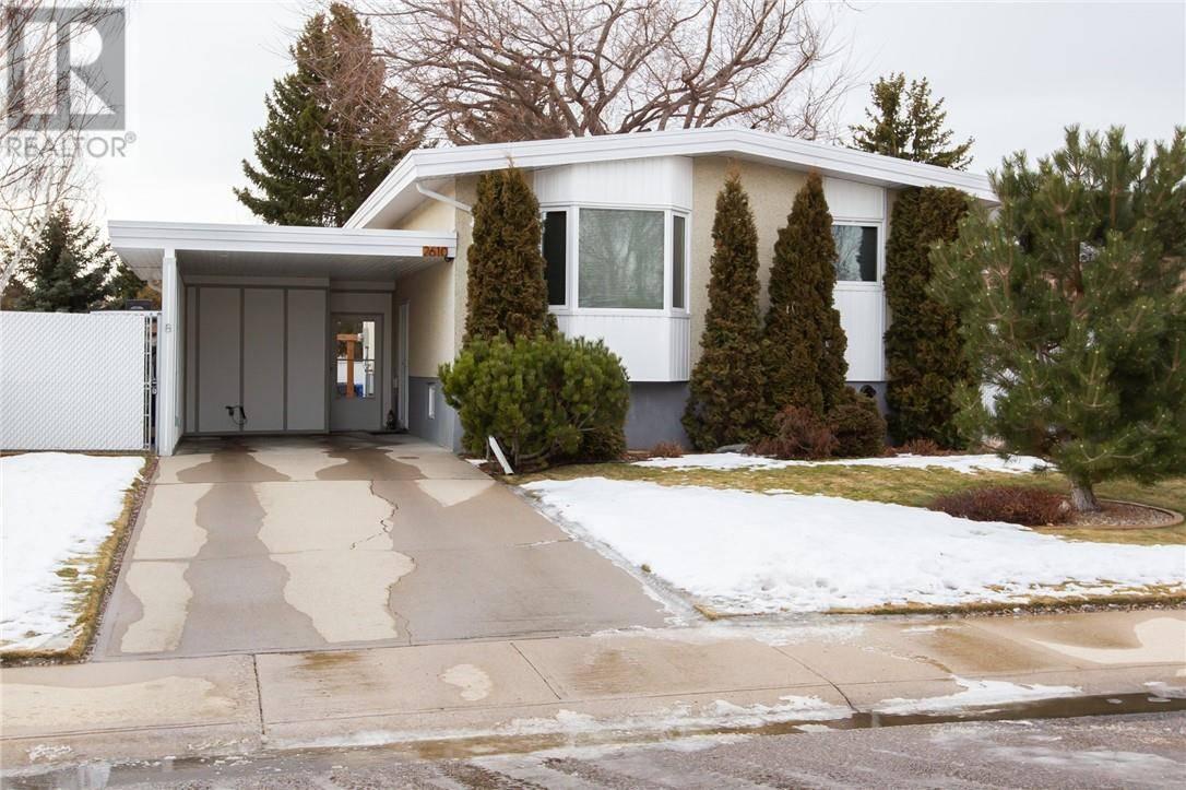 House for sale at 2610 12 Ave N Lethbridge Alberta - MLS: ld0186592