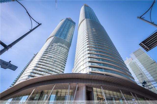 For Rent: 2610 - 12 York Street, Toronto, ON | 2 Bed, 2 Bath Condo for $2,780. See 17 photos!