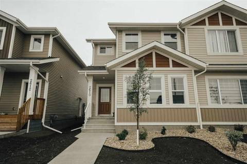 Townhouse for sale at 2610 19a Ave Nw Edmonton Alberta - MLS: E4149532