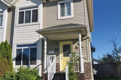 Townhouse for sale at 2611 Valleyview Dr Camrose Alberta - MLS: A1027227