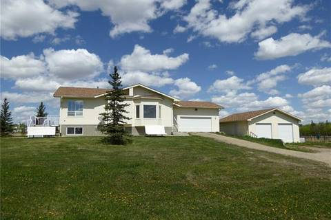 House for sale at 261202 Valley View Rd Rural Rocky View County Alberta - MLS: C4280051