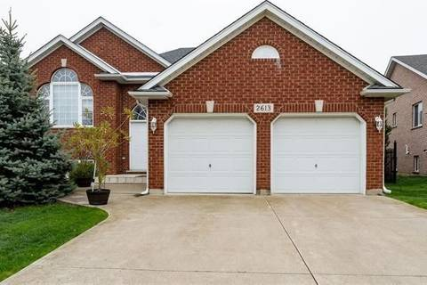 House for sale at 2613 Silvan St Niagara Falls Ontario - MLS: X4464593