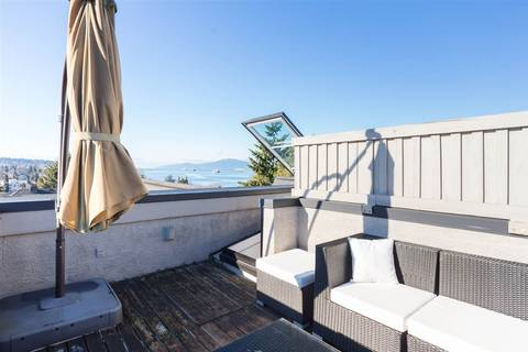 Townhouse for sale at 2614 1st Ave W Vancouver British Columbia - MLS: R2340581