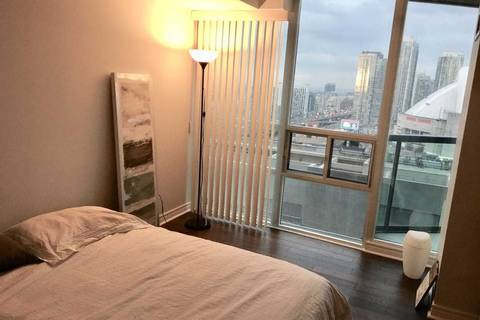 Apartment for rent at 30 Grand Trunk Cres Unit 2615 Toronto Ontario - MLS: C4648619