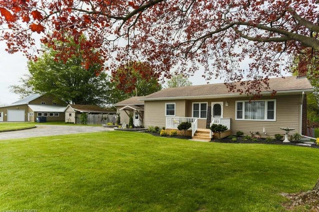 House for sale at 2615 Norfolk County 23 Rd Glen Meyer Ontario - MLS: 261268