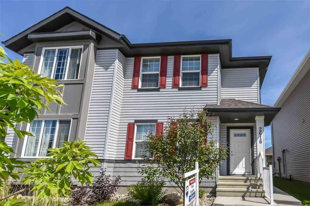Townhouse for sale at 2616 19a Av NW Edmonton Alberta - MLS: E4203716
