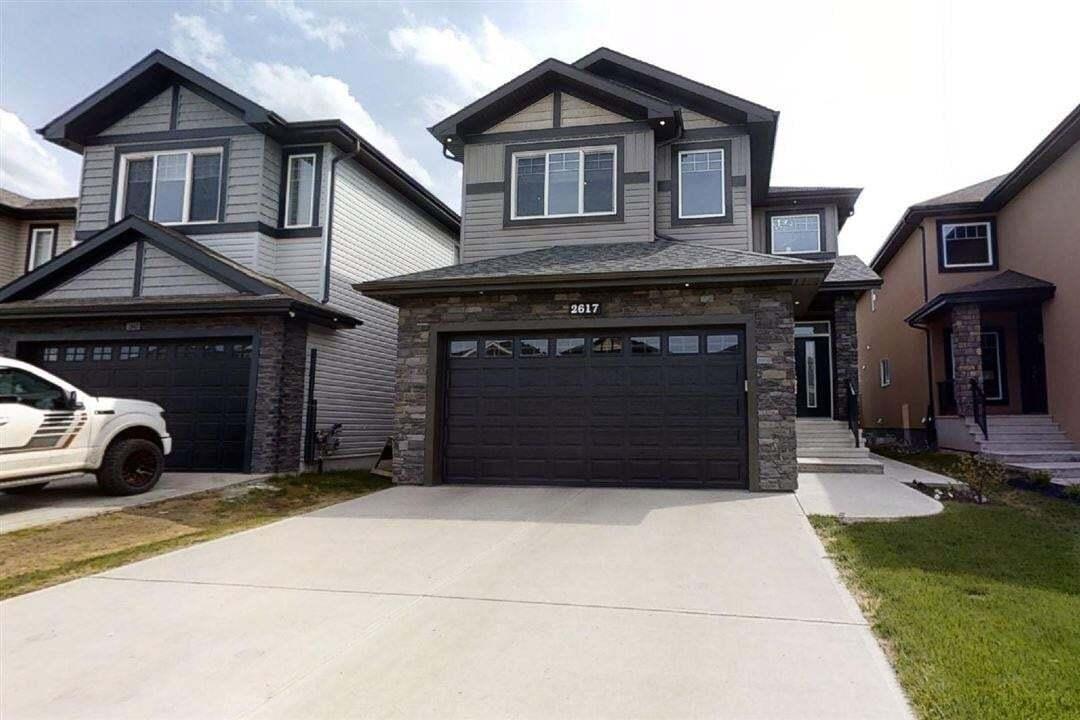 House for sale at 2617 21a Av NW Edmonton Alberta - MLS: E4199341
