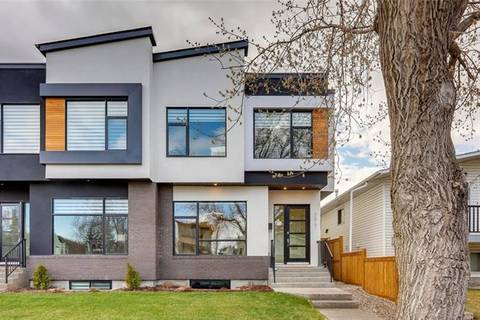 Townhouse for sale at 2617 25a St Southwest Calgary Alberta - MLS: C4243727