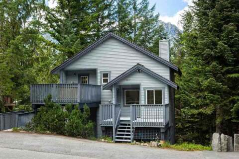 House for sale at 2617 Callaghan Dr Whistler British Columbia - MLS: R2475695