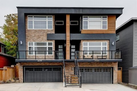Townhouse for sale at 2618 15a St SW Calgary Alberta - MLS: A1034850
